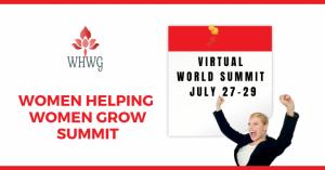 The women helping women grow virtual summit - Janine Bolon